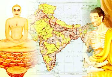 Mahavira e Siddhartha Gautama: os grandes líderes espirituais da Índia Antiga