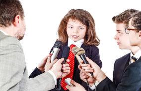 Criança entrevistada