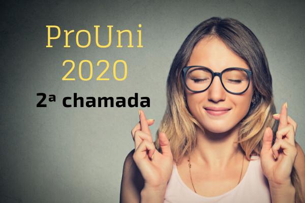 Resultado de imagem para RESULTADO DA SEGUNDA CHAMADA DO PROUNI 2020