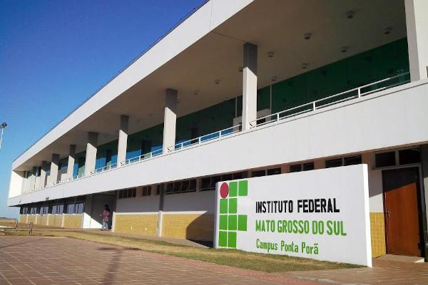 Crédito: Divulgação/IFMS