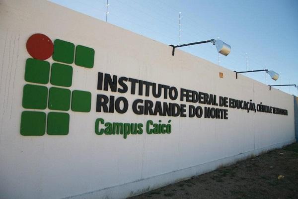 Crédito da Foto: Facebook IFRN Caicó