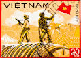elo vietnamita relembrou a Batalha de Dien Bien Phu, que ocorreu durante a Guerra da Indochina