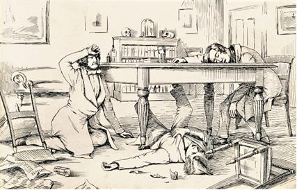 """Nas """"festas de clorofórmio"""" na Inglaterra, os convidados cheiravam essa substância até cair"""