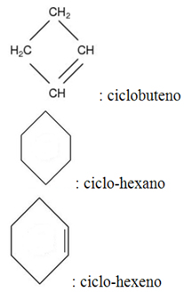 Nomenclatura de hidrocarbonetos cíclicos