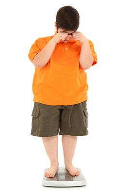 A obesidade infantil é um problema grave