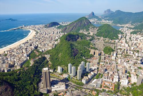 O litoral do Rio de Janeiro corre sérios riscos de ficar embaixo d'água, segundo especialistas