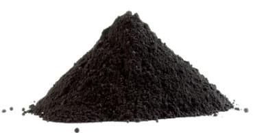 A pólvora negra é formada por meio de nitratos