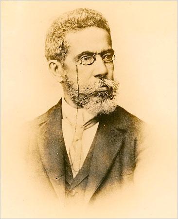 Machado de Assis é considerado o escritor maior das letras brasileiras e um dos maiores autores da literatura de língua portuguesa