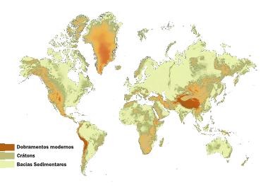 Estruturas Geológicas Da Terra Tipos De Estruturas Geológicas