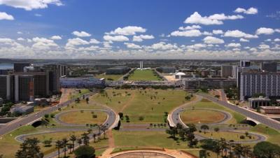 Cidade de Brasília - Visão geral