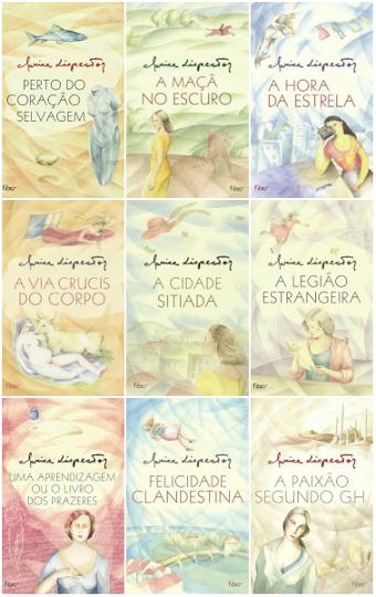Com mais de vinte obras publicadas, alguns títulos da ficção clariceana ganharam destaque, como Perto do coração selvagem e A hora da estrela