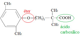 Resposta de exercício sobre ácidos carboxílicos