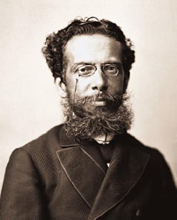 Machado de Assis nasceu no Rio de Janeiro, no dia 21 de junho de 1839. Faleceu em sua cidade natal em 29 de setembro de 1908, aos 69 anos