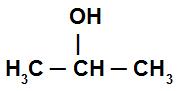 Álcool com hidroxila ligada a um carbono secundário