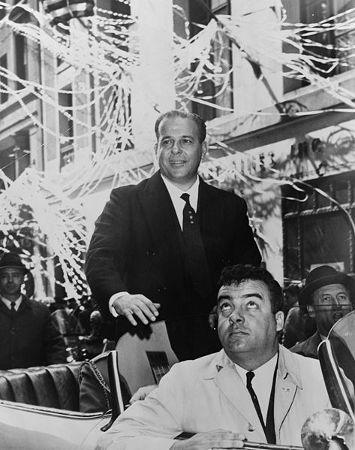 João Goulart teve o governo derrubado entre os dias 31 de março e 2 de abril de 1964