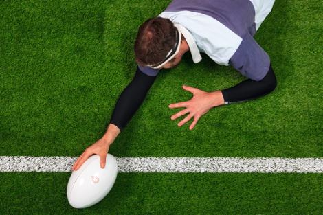 Try é a pontuação máxima do rúgbi