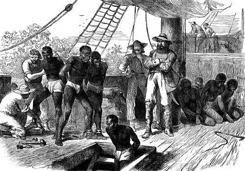 A cafeicultura e a escravidão no Brasil