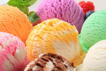 O sorvete é um exemplo de emulsão preparada a partir de conhecimentos sobre crioscopia