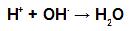 Grupos formadores da molécula de água na esterificação