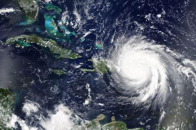 A massa de um furacão pode corresponder à de 40 milhões de elefantes