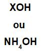 Representações gerais da fórmula de uma base
