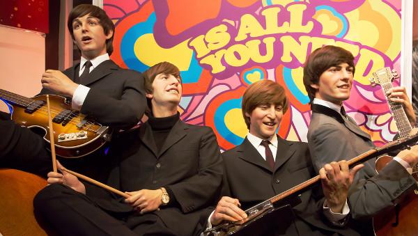 Beatles foram fenômeno mundial nos anos 1960