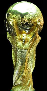 Figura humana presentes na taça da copa do mundo