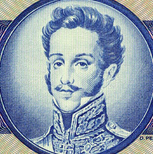 Em 10 de dezembro de 1825, o Brasil de D. Pedro I declarou guerra às Províncias Unidas, marcando o início oficial da Guerra da Cisplatina.**