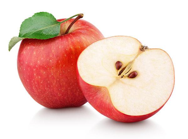 A parte comestível da maçã desenvolve-se a partir do receptáculo floral.