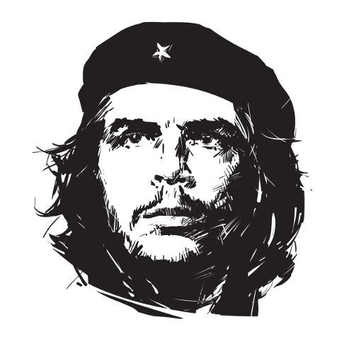 """O revolucionário argentino Ernesto """"Che"""" Guevara foi um dos grandes nomes da Revolução Cubana.*"""