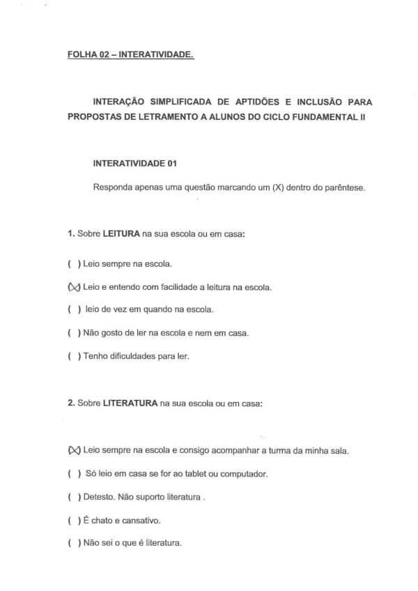 Formulário 18