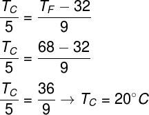 Cálculo do exercício 1