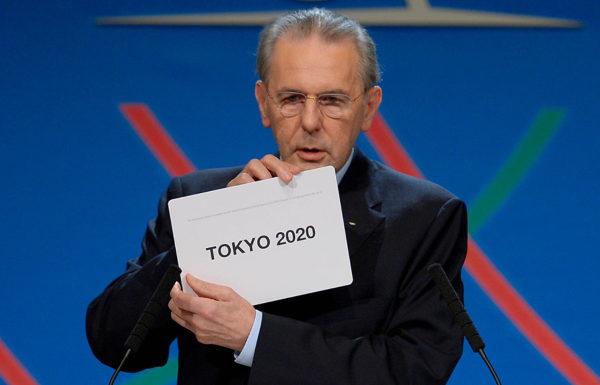Presidente do COI, Jacques Rogge, anuncia Tóquio como sede dos Jogos Olímpicos de 2020. (Créditos: Reprodução COI / Olympic.org)