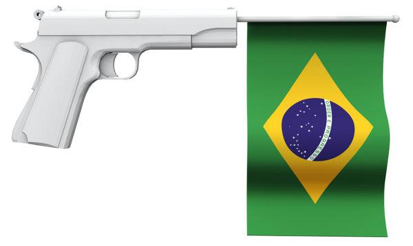 Porte de armas Brasil