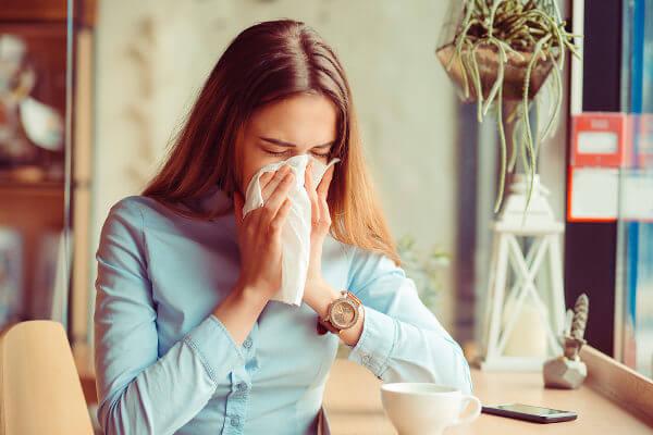 A gripe pode desencadear complicações, portanto, a prevenção é essencial.