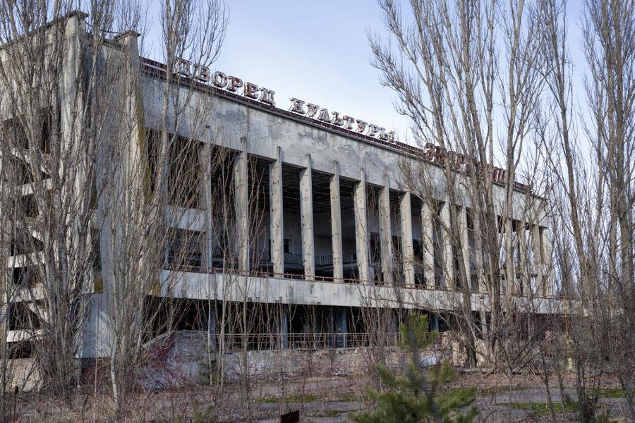 A zona de exclusão de Chernobyl tem mais de 2600 km² e será inabitável por pelo menos 3000 anos.