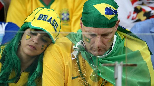 Torcedores brasileiros na Copa do Mundo 2014 [5]
