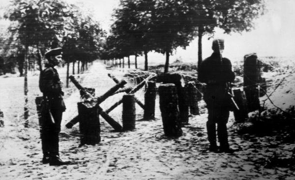 Conquistar a cidade livre de Danzig era um dos grandes objetivos de Hitler com a invasão da Polônia.