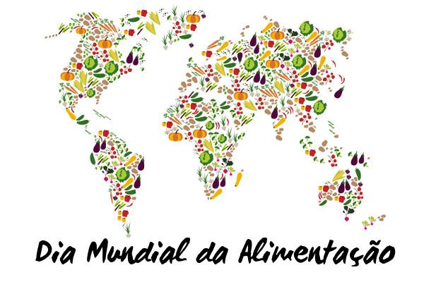 O Dia Mundial da Alimentação é comemorado no 16 de outubro, e em cada ano um novo tema é abordado.
