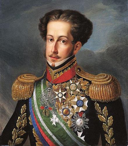 Dom Pedro I foi imperador do Brasil de 1822 a 1831.[1]