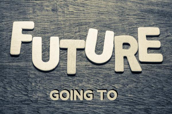O be going to é usado para falar do futuro em inglês.