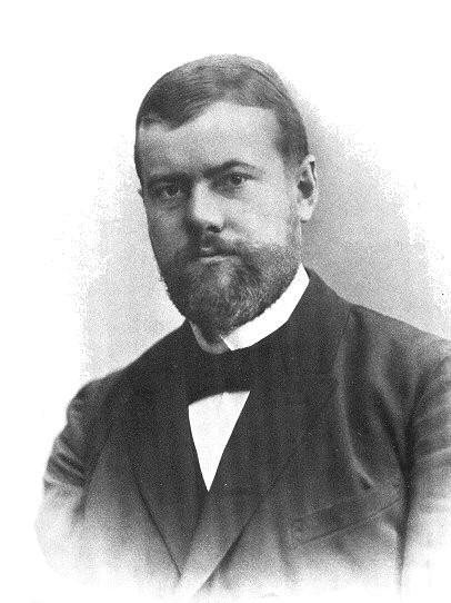 O sociólogo alemão Max Weber classificou e conceituou dominação como a aceitação do poder.