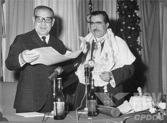 Foi durante o governo de Artur Costa e Silva (1967-69) que o Ato Institucional nº 5 foi emitido. [1]