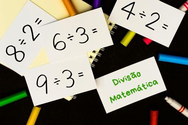 A divisão é uma das operações fundamentais da matemática.