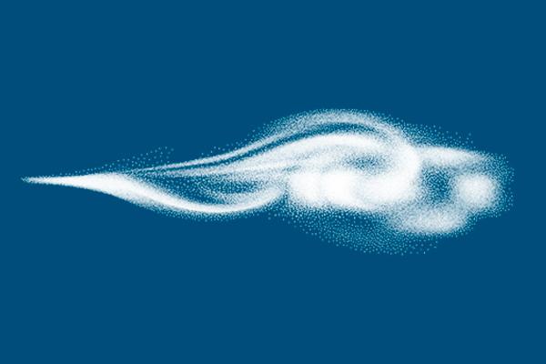 Anaxímenes considerava que o ar era o elemento originário.