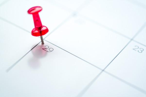 29 de fevereiro é o dia adicional do ano bissexto.