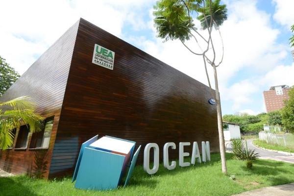 Ocean Lab UEA / Crédito: Ascom UEA