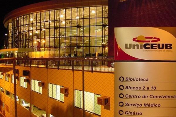 Crédito da Foto: Uniceub - Divulgação